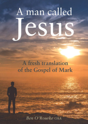Cover of the book called A Man Called Jesus