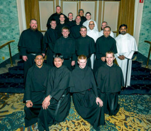 Group of Augustinians in Formation