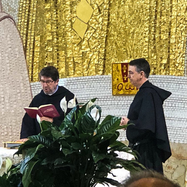 Fr. Alejandro Moral Antón, is elected as Prior General of the Augustinians.