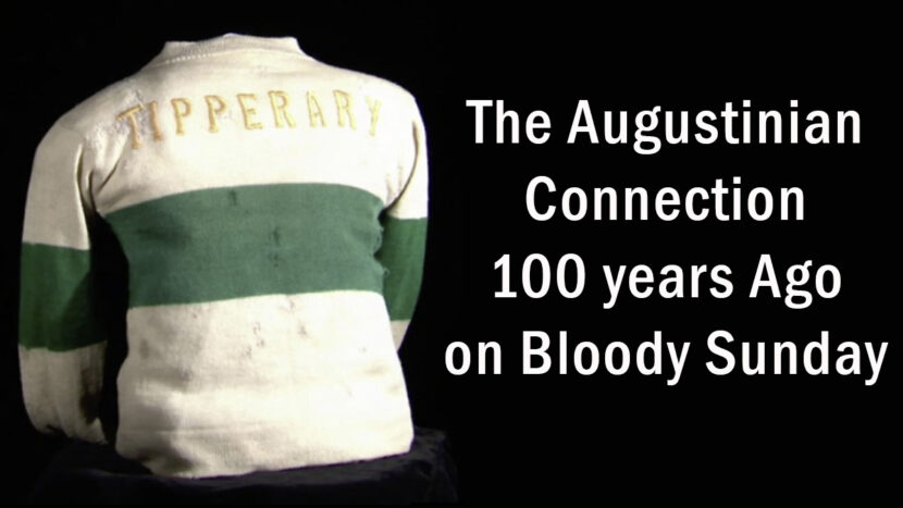 A Tipperary Jersey from Bloody Sunday.