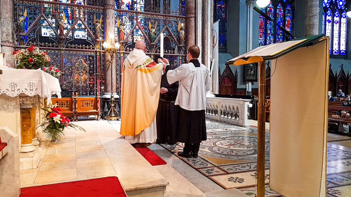 Solemn Profession of Br. Stephen Shields OSA.